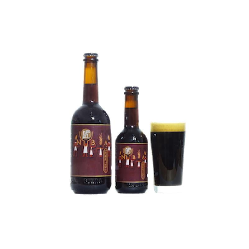 Baus Beer Birra Imperial Stout Princess of Nubia
